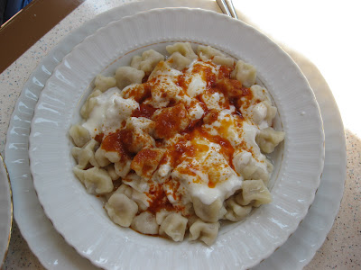 Traveling taste buds what do turkish people eat for What do people eat on thanksgiving