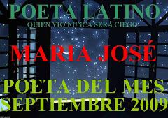Distinción Poeta Latino
