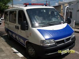 Vtr  da GM de Arariguana - SP