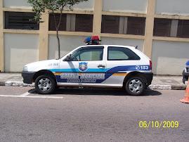 Vtr da GM de Itararé - SP