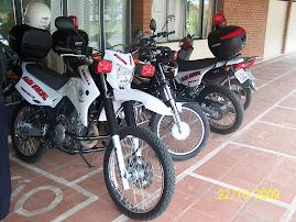 Motos da GM de São Sebastião do Cai - RS