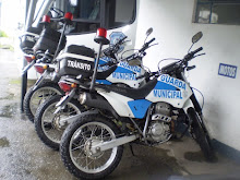 Motos da GM de Petrópolis - RJ