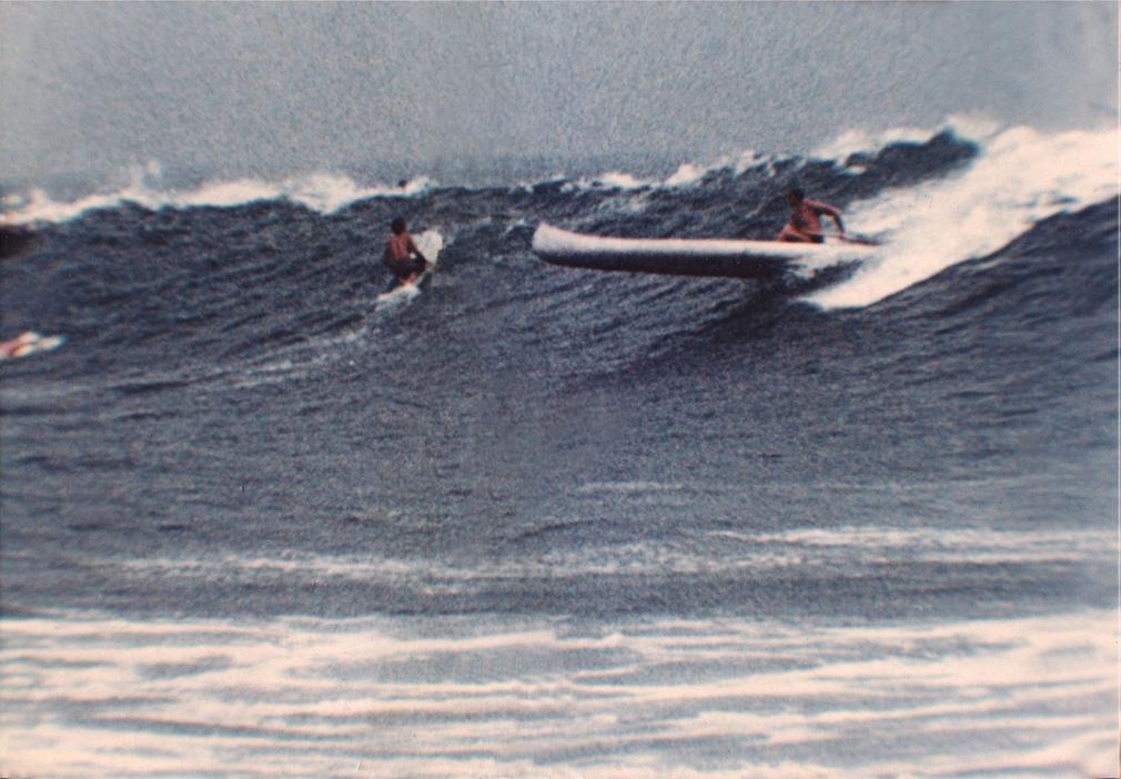 Legendary surfers december 2011 for The big canoe