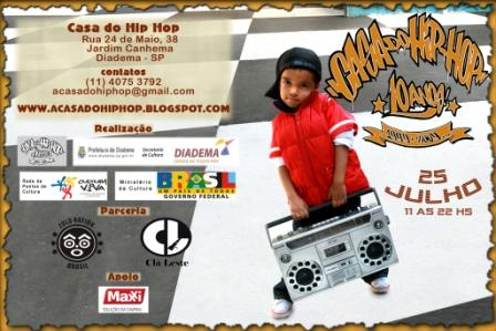 Movimento Hip Hop de Itapetininga.