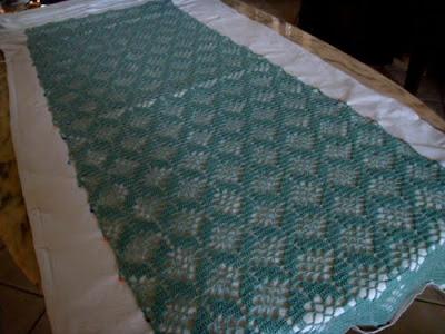 Rectangular Shawl Pattern   Patterns Gallery