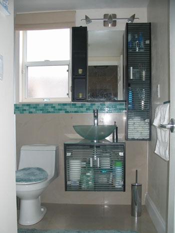 Promeria y electricidad residencial noviembre 2010 for Banos terminados