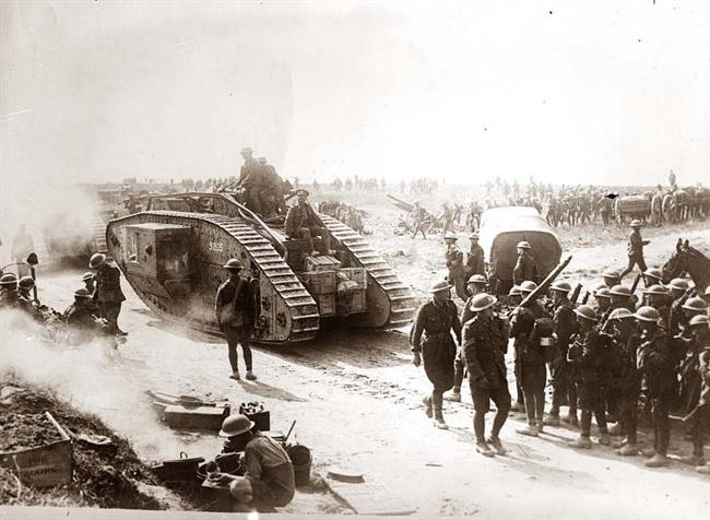 American+world+war+1+tanks