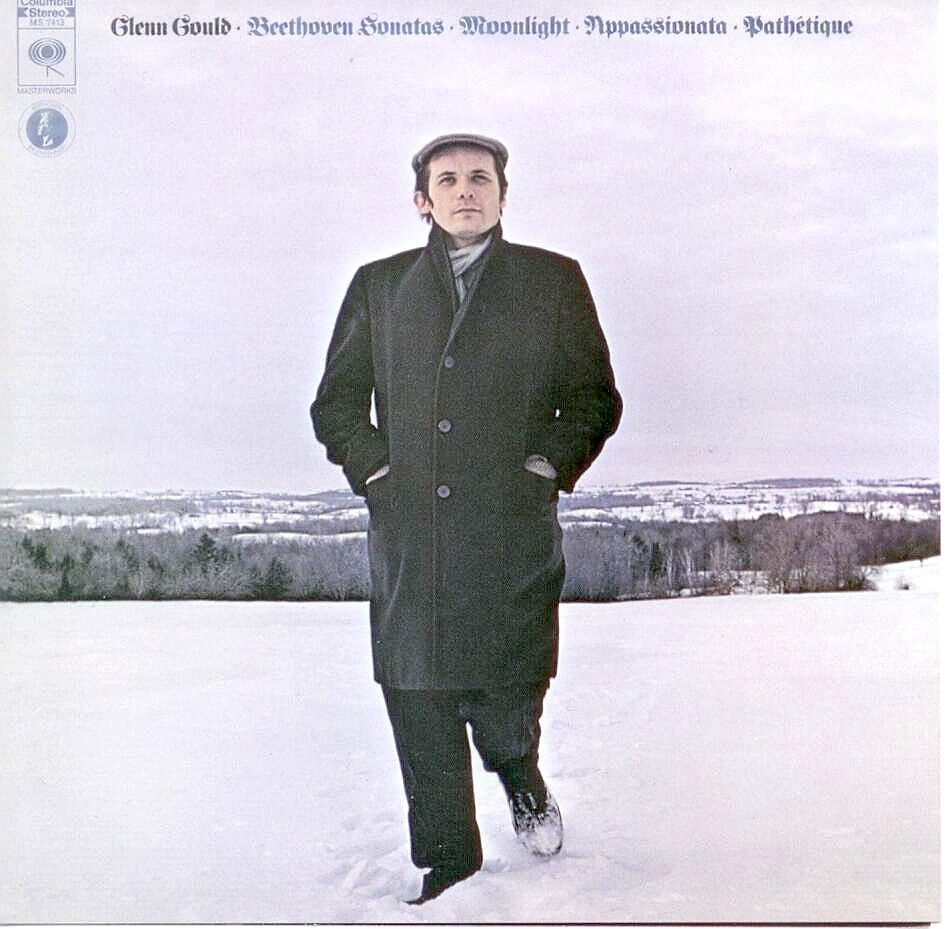 Glenn Gould.Beethoven Piano Sonatas No.