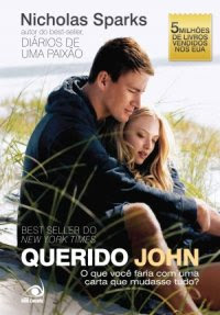 RESULTADO DA PROMO RELAMPAGO= INGRESSOS PARA O FILME QUERIDO JOHN