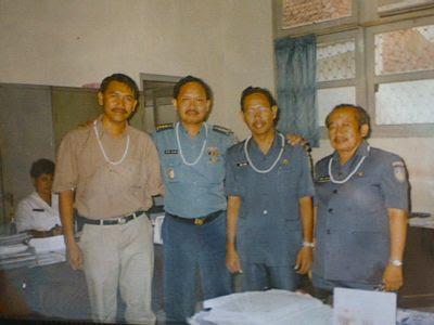 Kolonel Karma Budiman, Apt. Kepala Departemen Farmasi AL