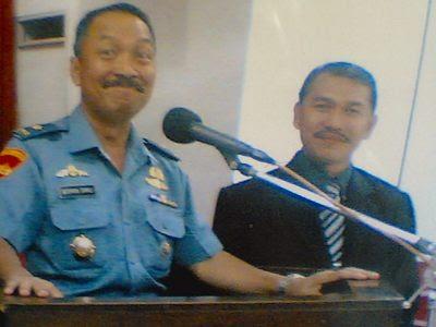 Jenderal Laksmana Norman, Komandan Garnisun Bandung