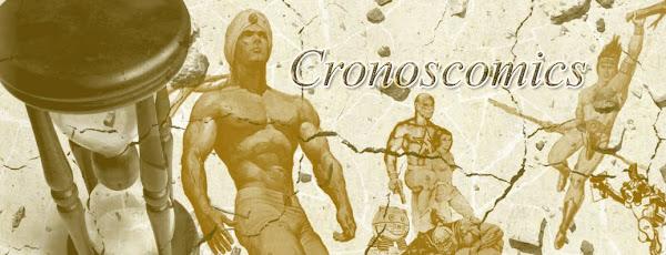 Cronos comics