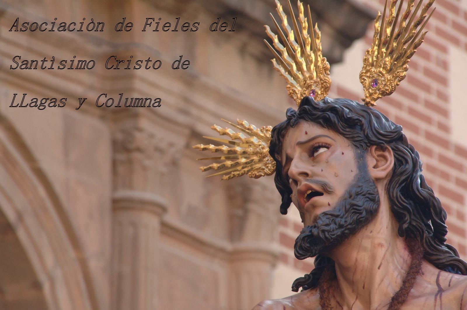 Asociaciòn de Fieles del Santisimo Cristo de LLagas y Columna