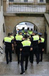 LA POLICIA DE BARRIO LLEGARA A VITORIA???????