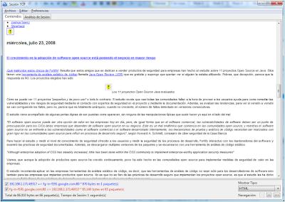 Imagen 16  Sesi  N TCP IP Reconstruida