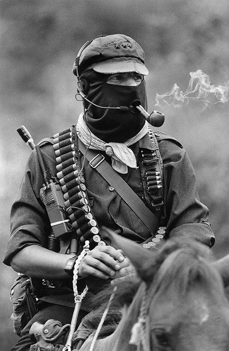 Subcomandante MARCOS