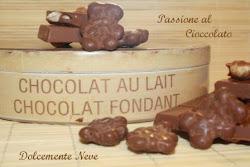 La mia prima raccolta: Passione al cioccolato