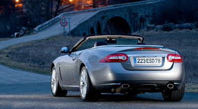 The Best Jaguar XK 5.0