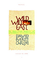 Wild Wild East, Book, Cover