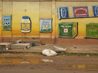 Mali, Fidel Castro,  Euro, Bamako,  Foreign Aid, Hummers, American Embassy, Coke Habit,  Coney Island, Nescafe,