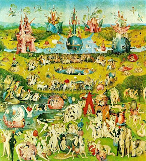 Denial, Germany, Hell, Hieronymous Bosch,  Salvador Dali, Surrealism