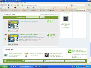 Technorati rank, WWED, Seth Godin, Vietnam, How To Write the Best Damn Blog in the World