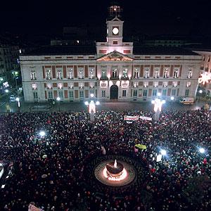 Parlando di madrid monumenti for Puerta 5 foro sol
