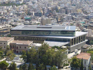 Minimmax: New Acropolis Museum by Bernard Tschumi Architects