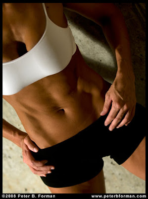 Abs on chicks make Dudes DROOL!!