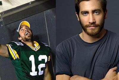 Aaron Rodgers vs Jake Gyllenhaal