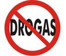 Não às drogas!
