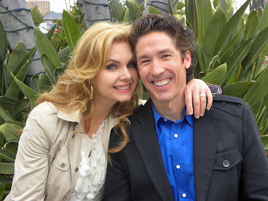 Victoria and Joel Osteen