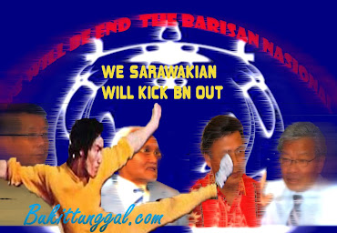 Sarawakian Aim is to Kick BN Out Of Petra Jaya
