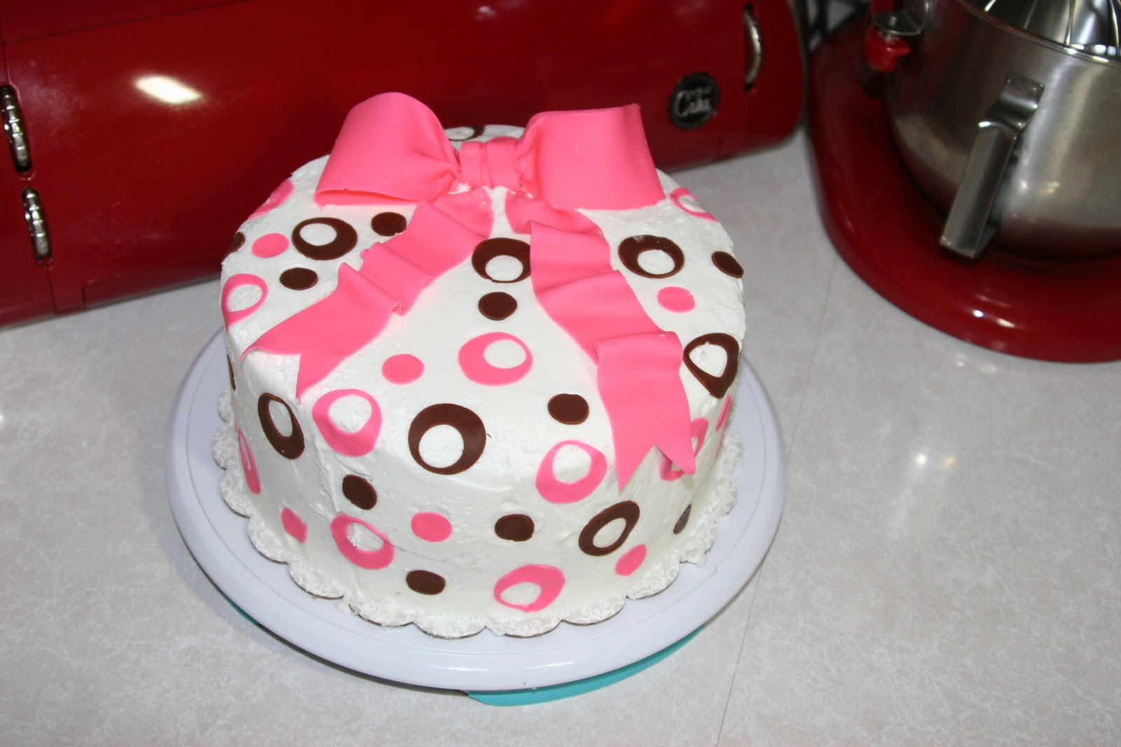 Princess Memories by Brenda: Birthday Cake