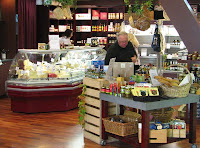 The fromagerie at Kirkcaldie & Stains Cuisine