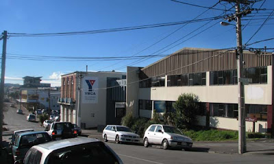 Tasman St - proposed Pak 'n' Save site