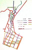 Wellington 2040 workshops: street network