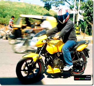 TVS Apache RTR 160