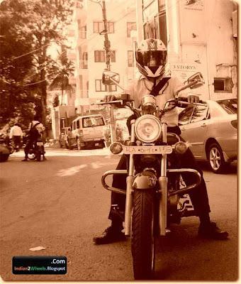 Bajaj Avenger 200 DTSi