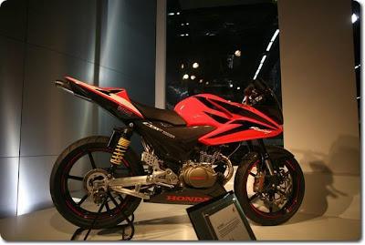 Honda Concept CBF Sports