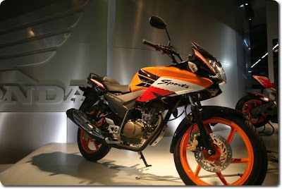 Honda Concept CBF Racing