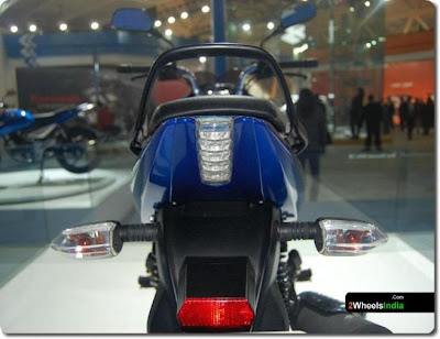 Bajaj Discover 150 DTSi Rear Tail Light