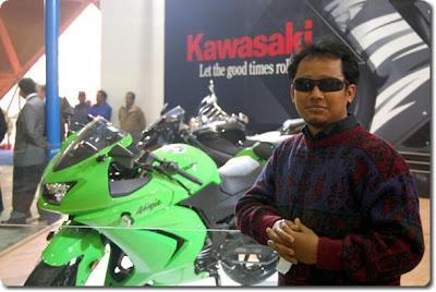 Payeng @ AutoExpo 2008