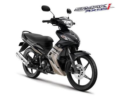 Yamaha Spark RX135i