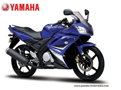 Yamaha YZF-R15 Wallpaper