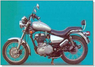 New Royal Enfield Thunderbird
