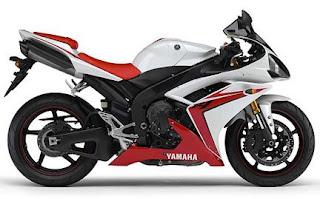 The 1000cc YZF-R1