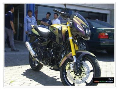 New Bajaj Pulsar UG IV..??
