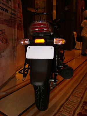 Bajaj Discover 150 DTS-i Tail Light