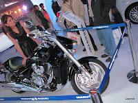Suzuki Intruder @ Auto Expo 2010